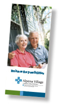 alpenavillage brochure