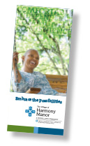 harmonymanor brochure