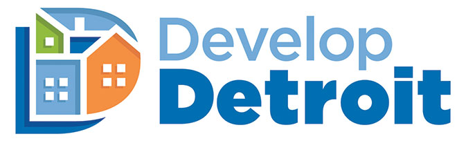 Develop Detroit Logo Color