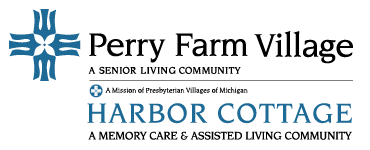 Perry Farm Village Harbor Cottage banner 370