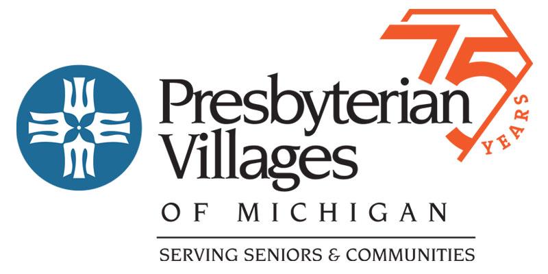 Presbyterian Villages of Michigan logo