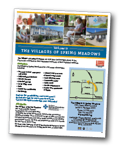 springmeadows sales flyer
